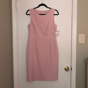 NWT Kasper Sheath Dress